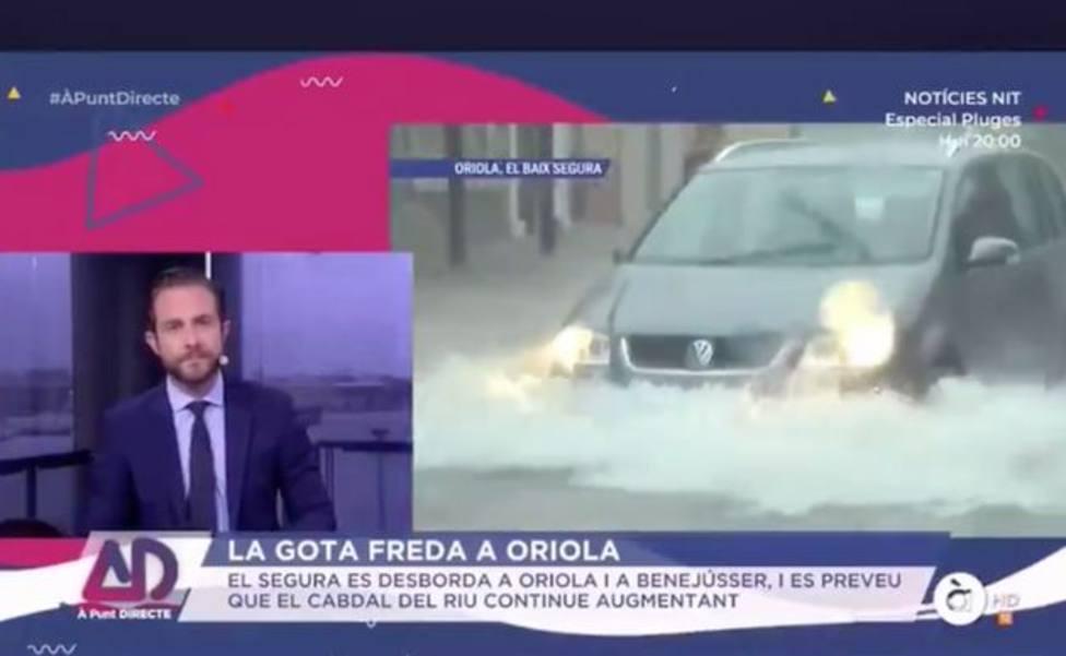 La comentada reacción del alcalde de Orihuela al no ser preguntado por un periodista en castellano