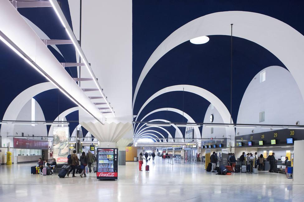 Aeropuerto de Sevilla y su crecimiento