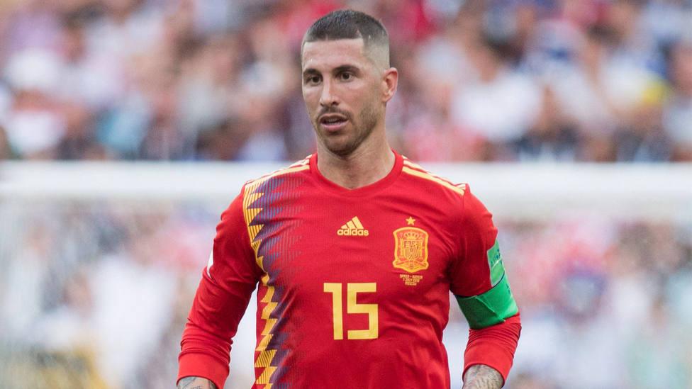 Sergio Ramos confirma que cobrará los penales con España tras fallar dos ante Suiza