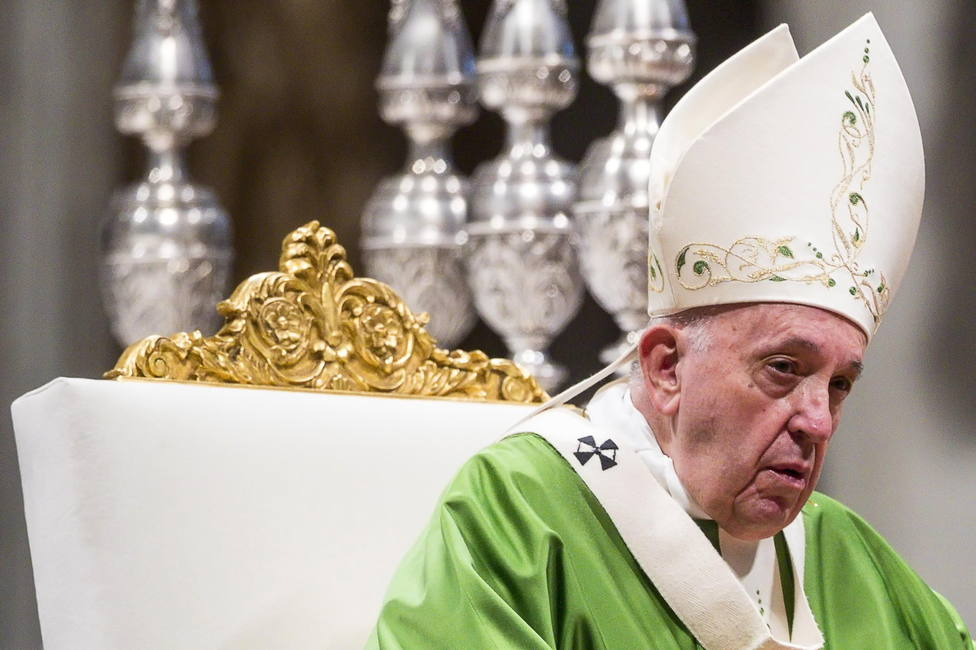 Pope Francis presides at Holy Mass for World Missionary Day