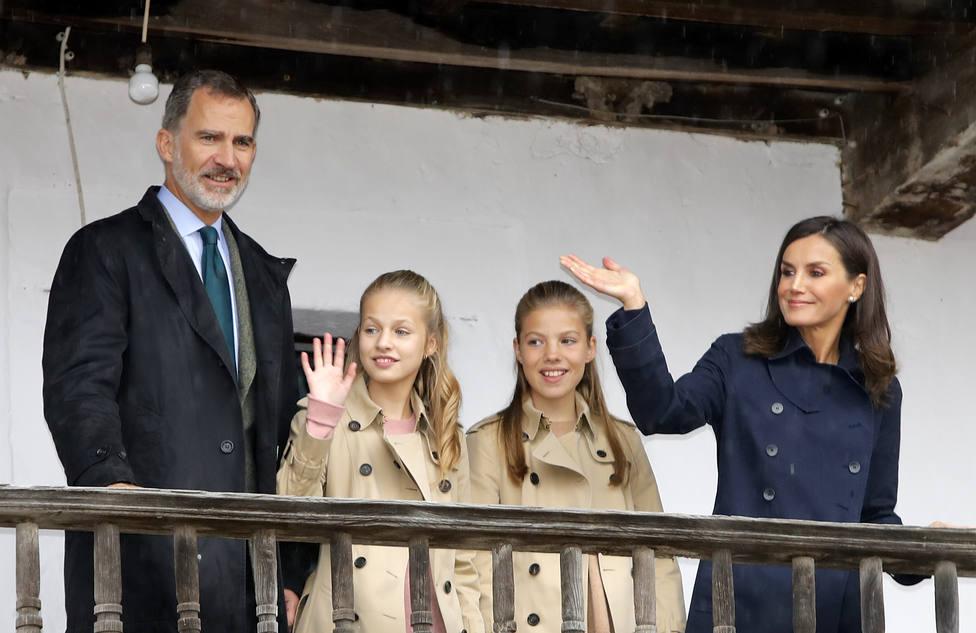 ¿Cuántos idiomas hablan la Princesa Leonor y la infanta Sofía?