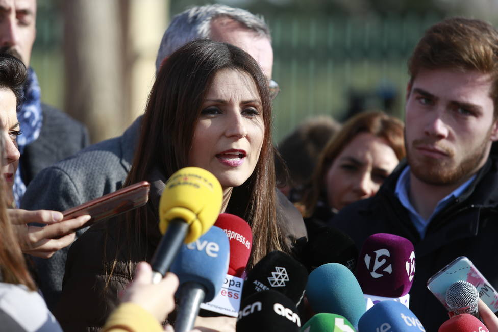 Roldán (Cs) tras la explosión en Tarragona: Ya llegará el momento de exigir responsabilidades
