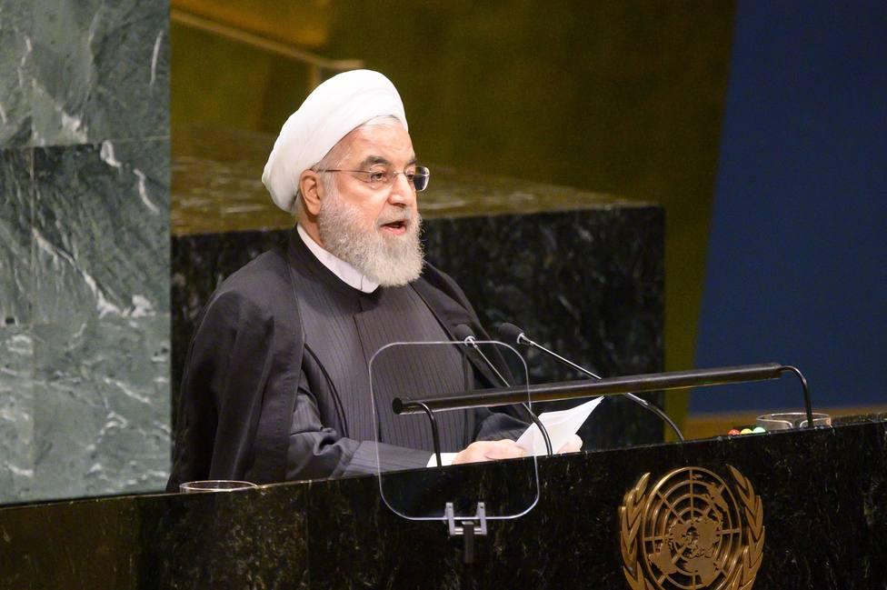 Rohani califica a Trump de agitador global y le acusa de empeorar la situación de varias regiones