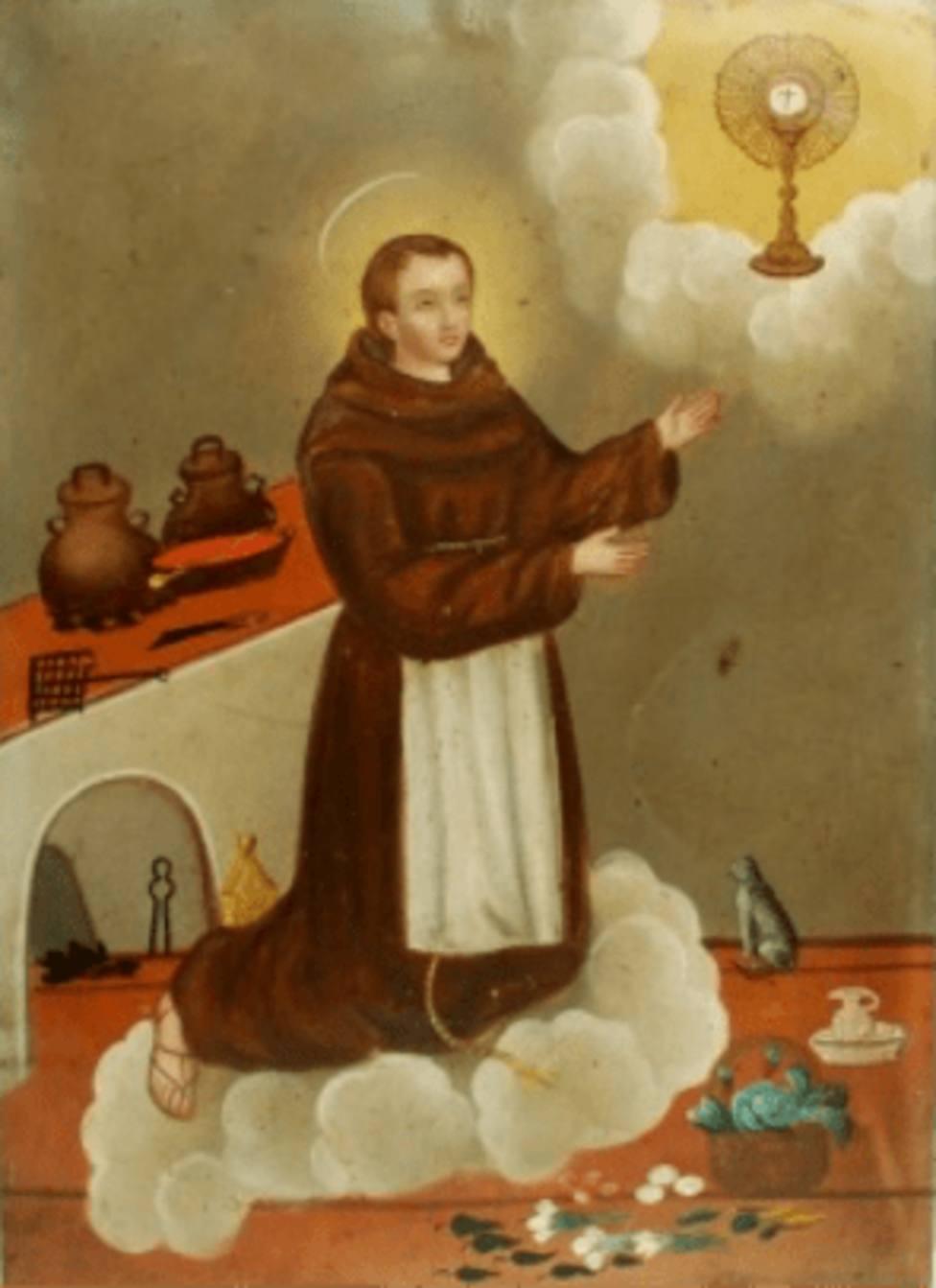 Santoral: San Pascual Bailón, humilde adorador eucarístico hasta el final