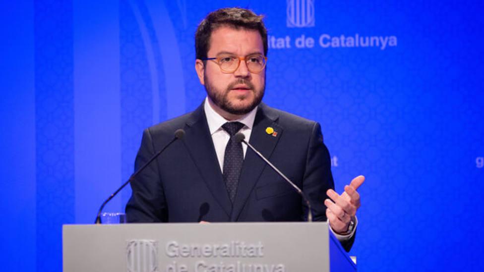 El Govern considera insuficiente los 3.200 millones que recibirá Cataluña del fondo COVID
