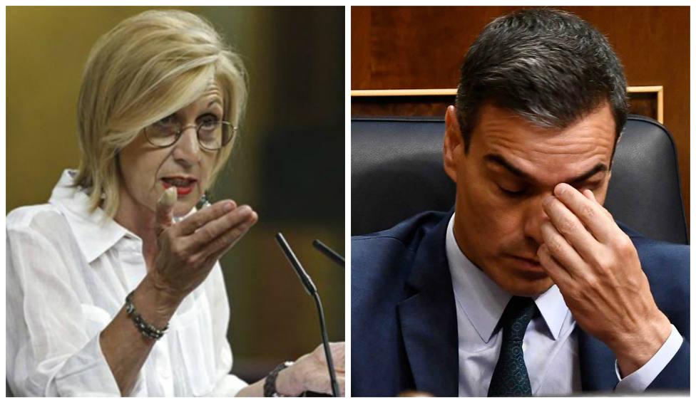 El rotundo mensaje de Rosa Díez al Gobierno tras reconocer que no existió comité de expertos en la desescalada