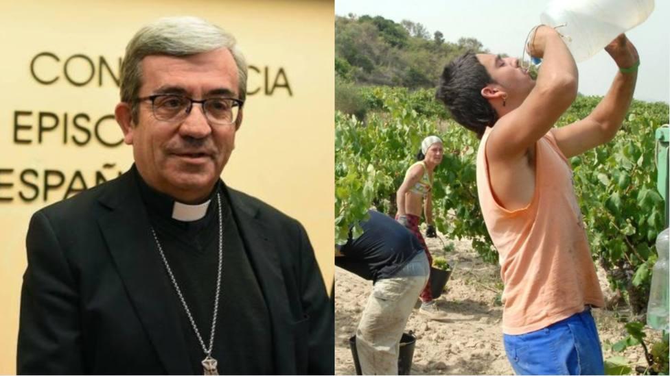 La reflexión de Don Luis Argüello tras la muerte por ola de calor de un temporero nicaragüense en Murcia