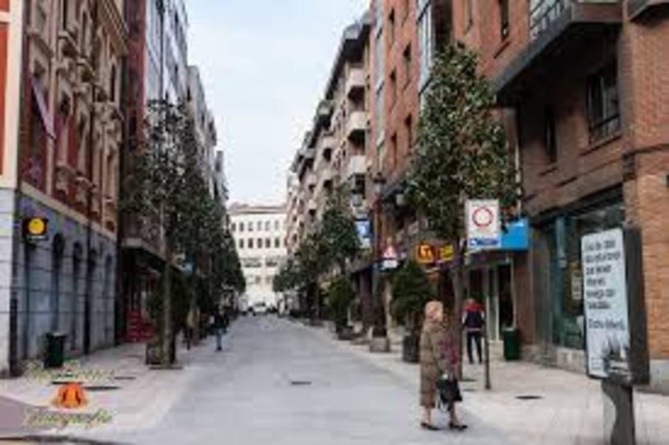 calle Manuel Pedregal Oviedo