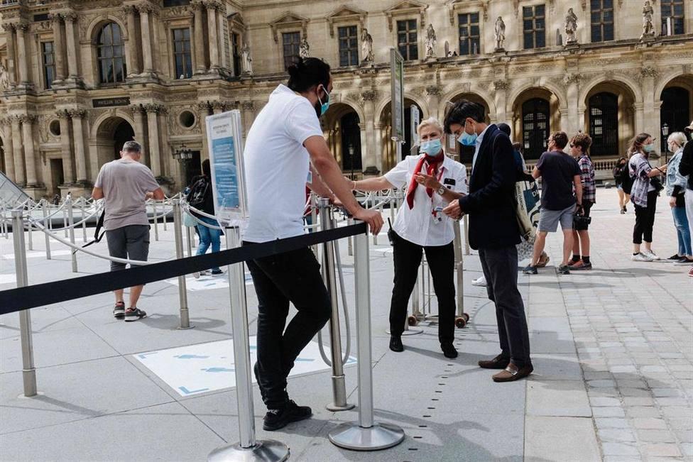 Francia registró 5.453 casos de coronavirus en las últimas 24 horas