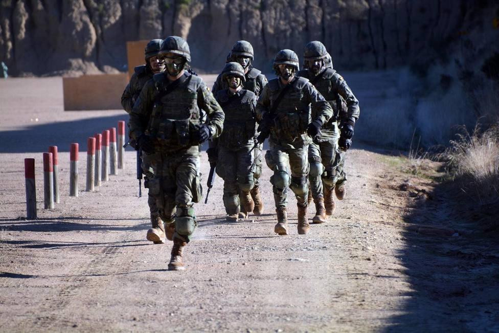 El Ministerio de Defensa oferta 178 plazas para ingresar en el Ejército de Tierra