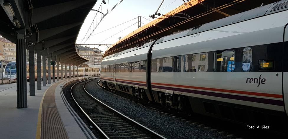 Estación de Ourense