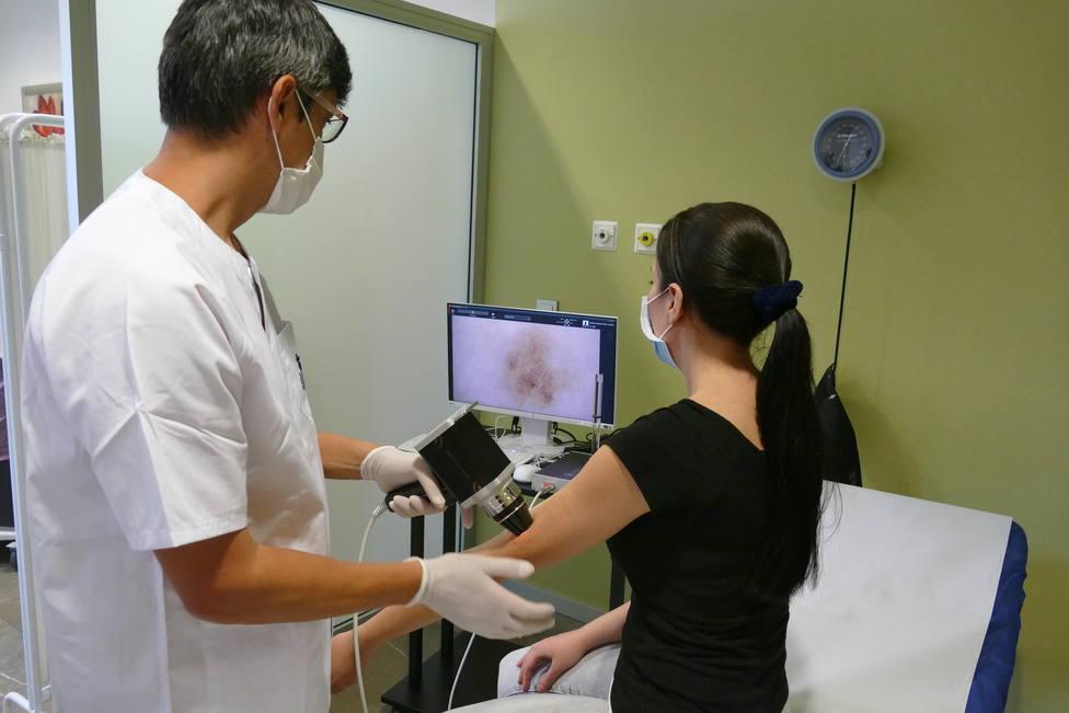 El número de tumores de piel intervenidos en España durante el confinamiento se redujo en un 40%