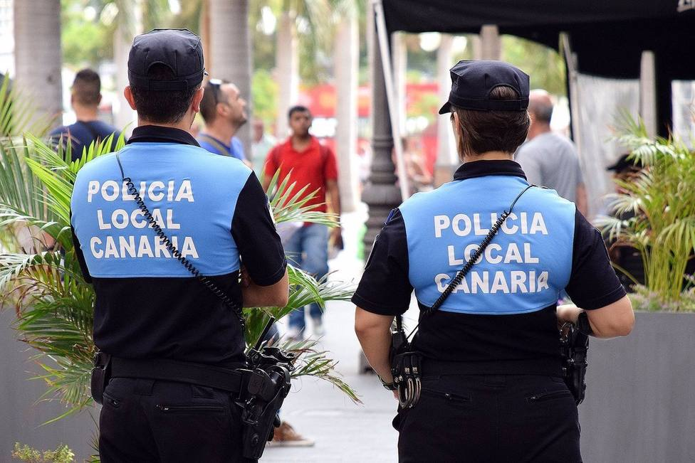 policía local Santa Cruz de Tenerife