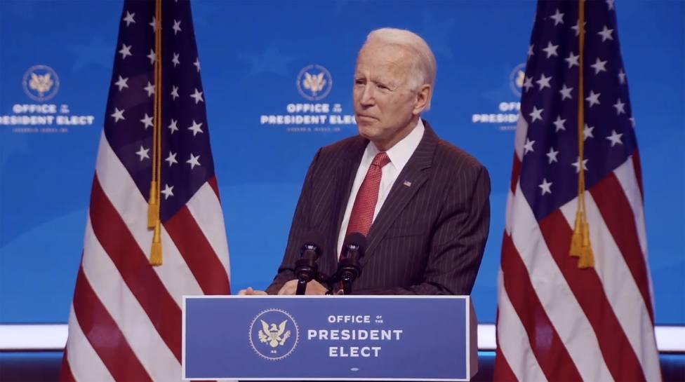 Pensilvania y Nevada certifican la victoria de Biden frente a Trump