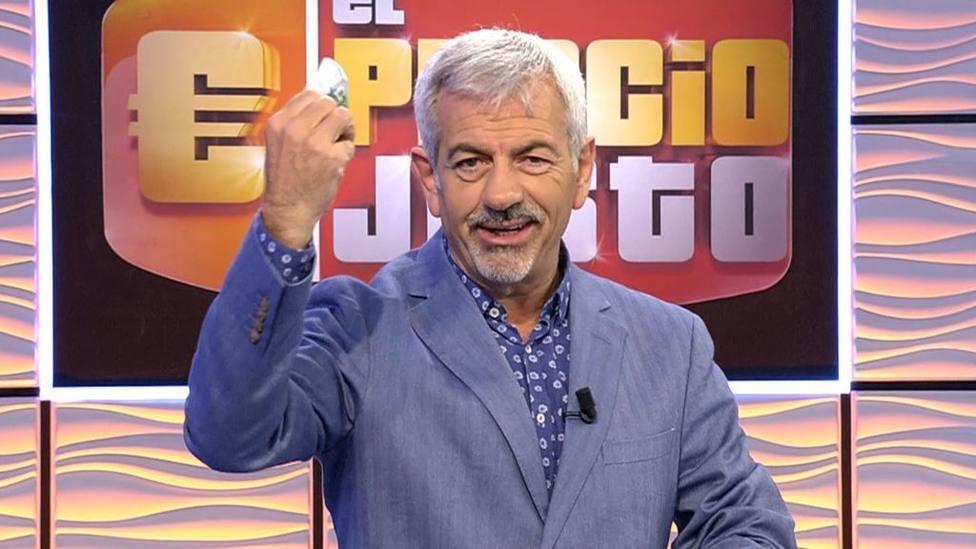 La inesperada decisión de Mediaset con 'El precio Justo' y Carlos Sobera: en las próximas semanas