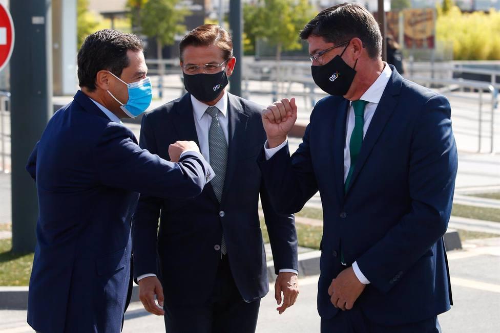 Granada.- Marín: Cs no baraja la posibilidad de que Granada cambie de alcalde porque no está en ningún acuerdo