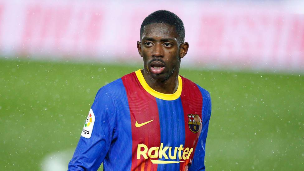 Dembélé sufre una nueva lesión que le obligará a pasar por el quirófano