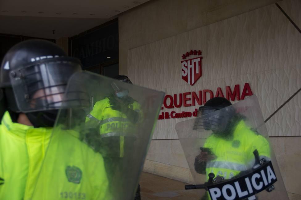 Colombia no separará a la Policía Nacional del Ministerio de Defensa