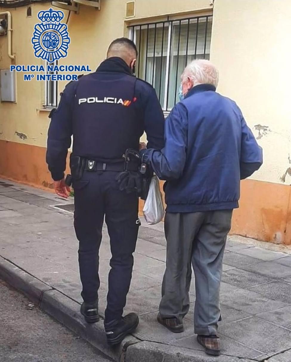 Almería.-Sucesos.-La Policía alerta de varios intentos de estafa a octogenarios en la capital en las últimas horas
