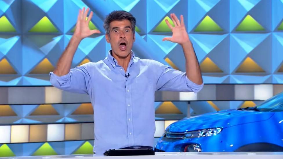 Jorge Fernández se queda sin palabras tras el monumental error de una concursante: Podemos llorar