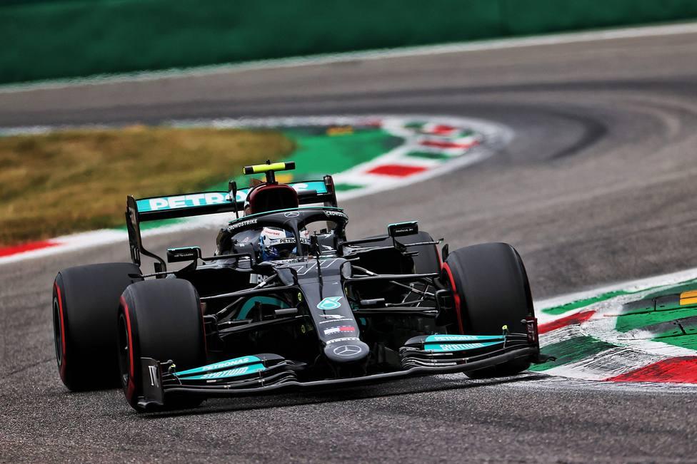 Italian Grand Prix - Practice Session - Monza
