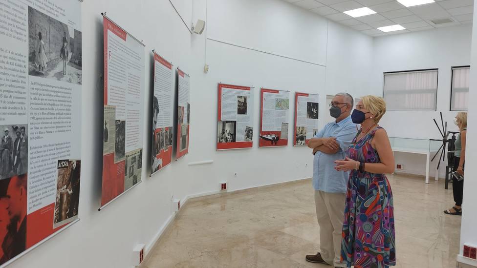 El Centro Andaluz de las Letras rinde homenaje a Manuel Chaves Nogales en Almería
