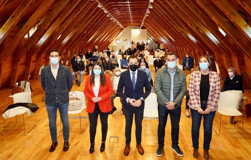 Conrado Íscar inaugura la jornada del nuevo servicio de asistencia judicial