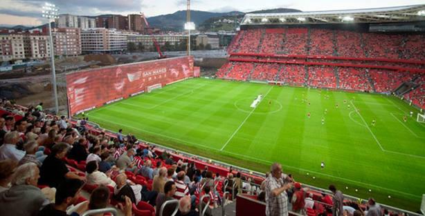 Nuevo estadio San Mamés. www.athletic-club.net.