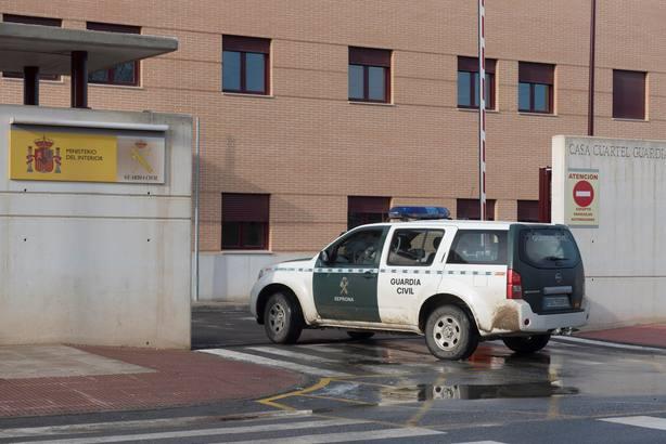 Guardia Civil. Archivo