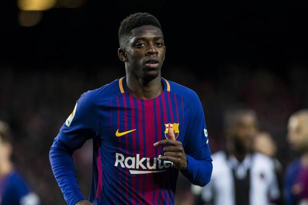 Dembélé Está Valorando Buscar Una Salida Del Barça Deportes Cope