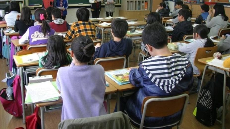 Escuela clase