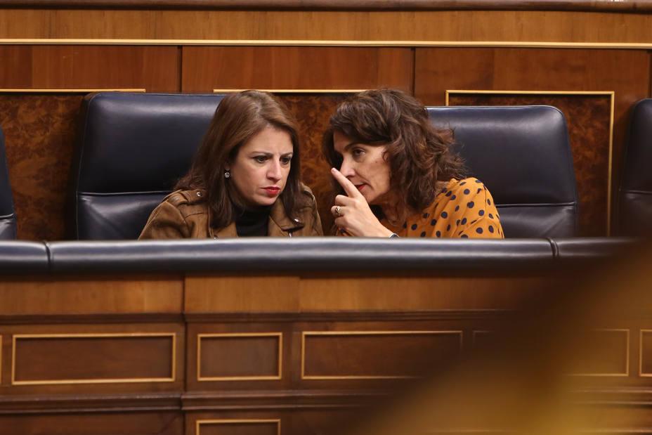 Montero espera que las protestas en Cataluña lleve a ERC y PDeCAT a apoyar los Presupuestos: No tienen excusa