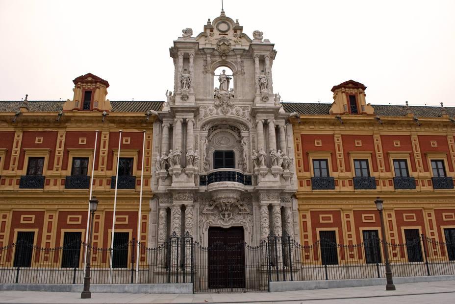Cesado un director general de la Junta de Andalucía por acoso sexual