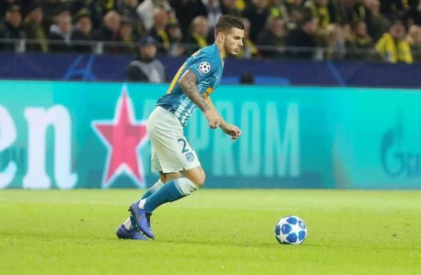 Apelación retira la amarilla de Lucas Hernández vista ante el Barcelona