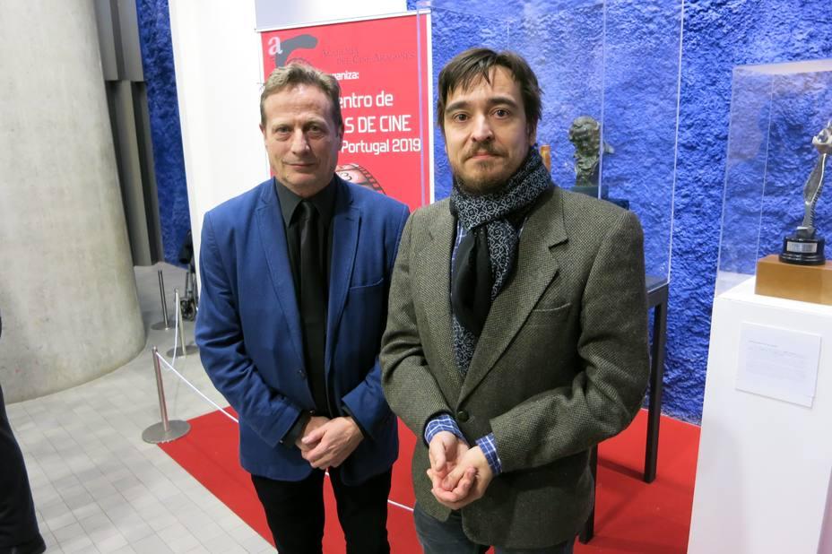 Las academias de cine de España y Portugal suscribirán en Zaragoza un documento marco de cooperación
