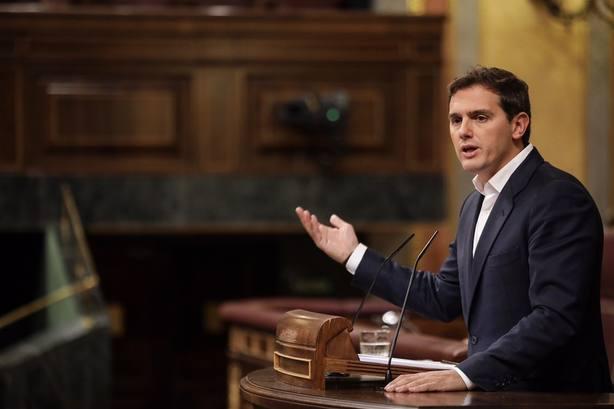 Rivera dice que Sánchez es el presidente preferido de los independentistas y ya buscan una alianza de futuro