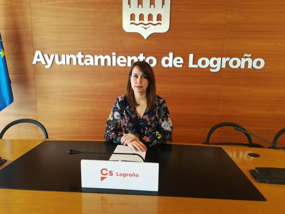 María Luisa Alonso encabeza la lista de Cs La Rioja al Congreso