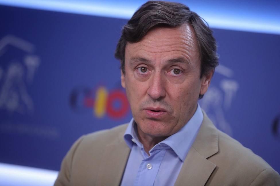 Hernando dice que Puig y Oltra harían escraches si el parricidio de Godella hubiera sido con un Gobierno del PP