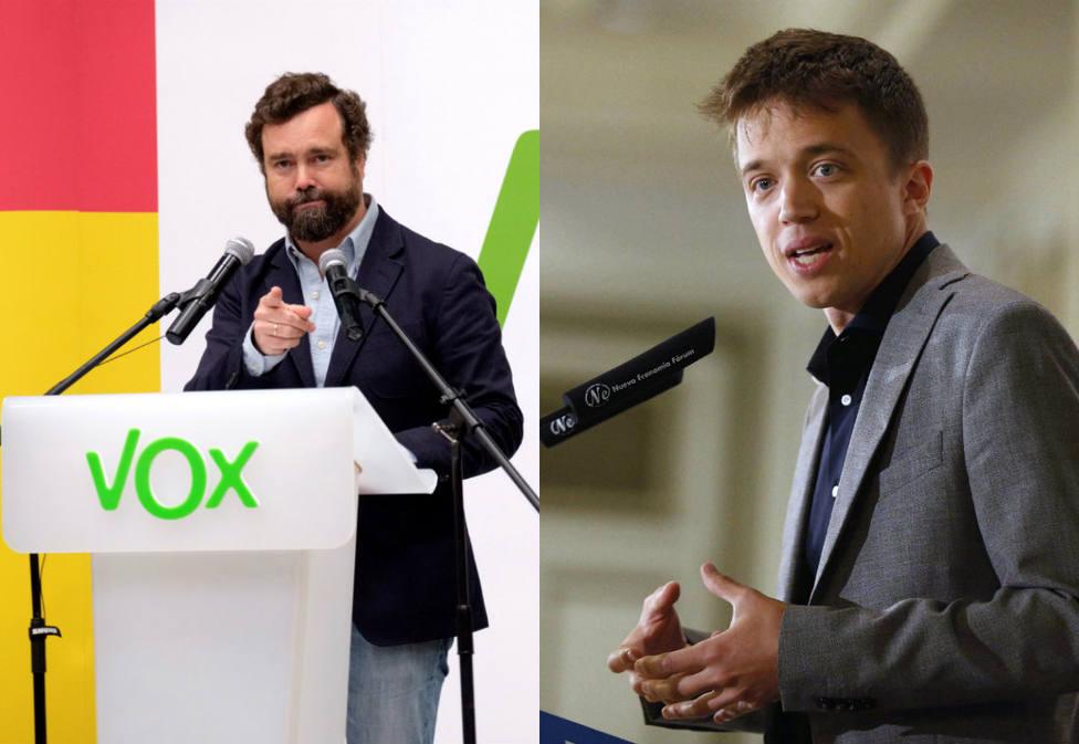 La tajante respuesta de Espinosa de los Monteros a Errejón por sus críticas a Vox