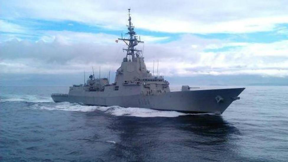 Fragata Méndez Núñez de la Armada española