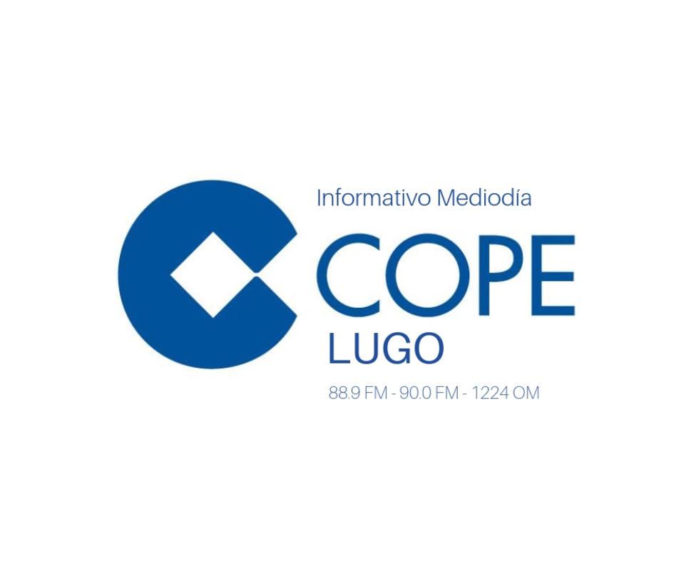 Informativo Cope Lugo martes, 11 de junio, 12:50-13:00 horas