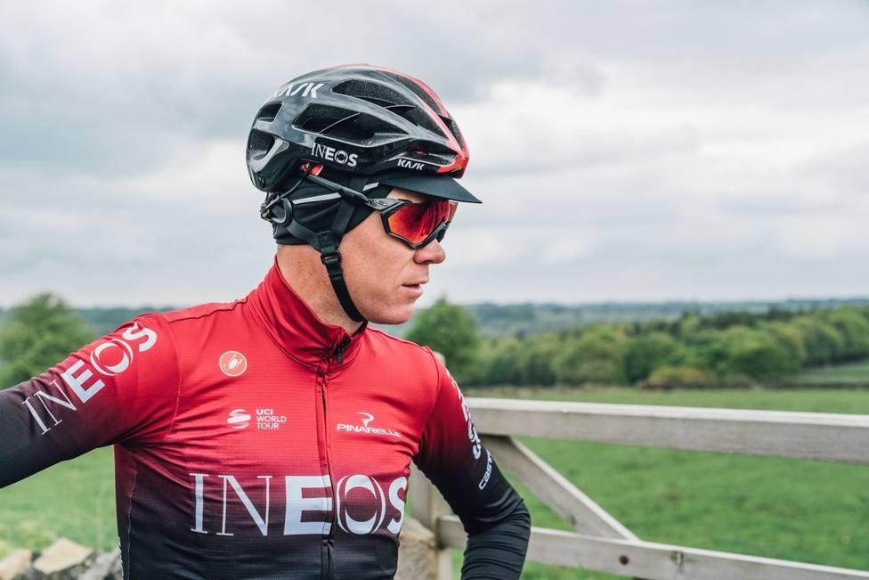 Froome no disputará el Tour de Francia tras sufrir una grave caída en el Dauphiné Liberé