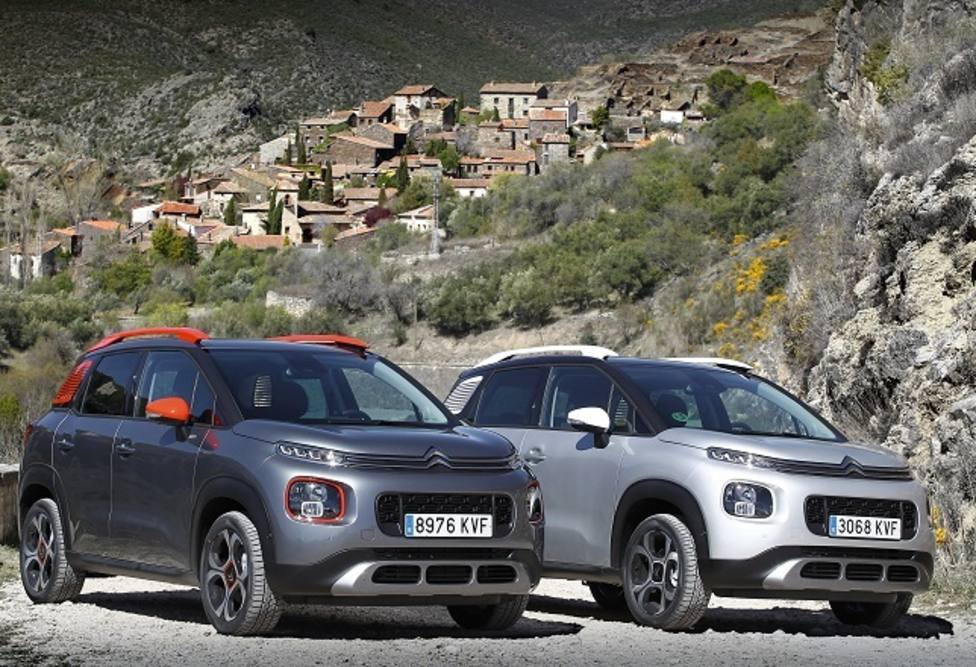 Citroën alcanza 200.000 unidades vendidas del C3 Aircross en 19 meses