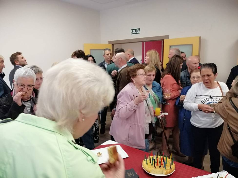 La Diputación inaugura la residencia de mayores de Trabada