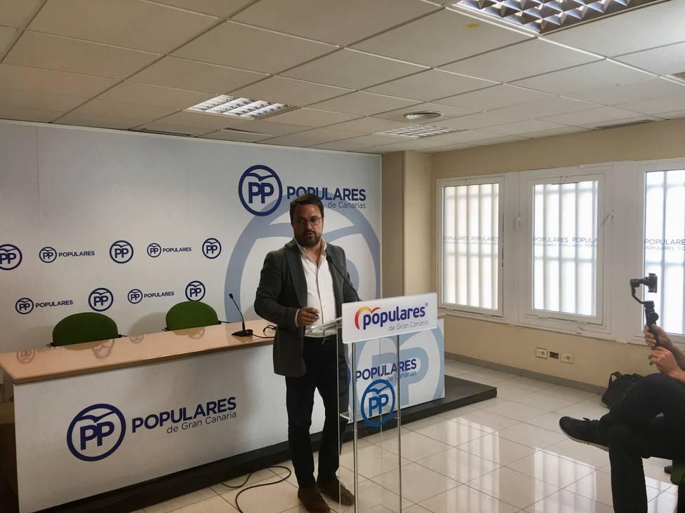 Antona ve factible que PP gobierne en Canarias y espera resolver los flecos del acuerdo con CC en las próximas horas