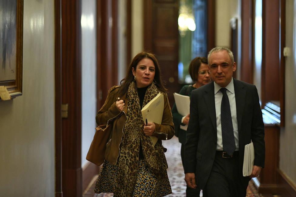Simancas rechaza una repetición electoral y pide coherencia a Casado para no boicotear la investidura de Sánchez