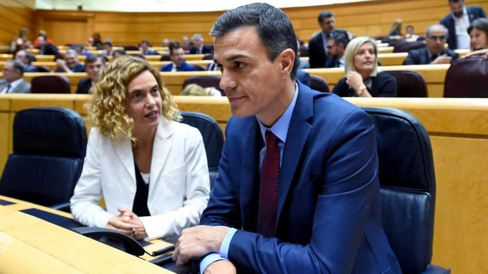 Sánchez se reunirá con Batet el próximo martes para fijar la fecha de la investidura