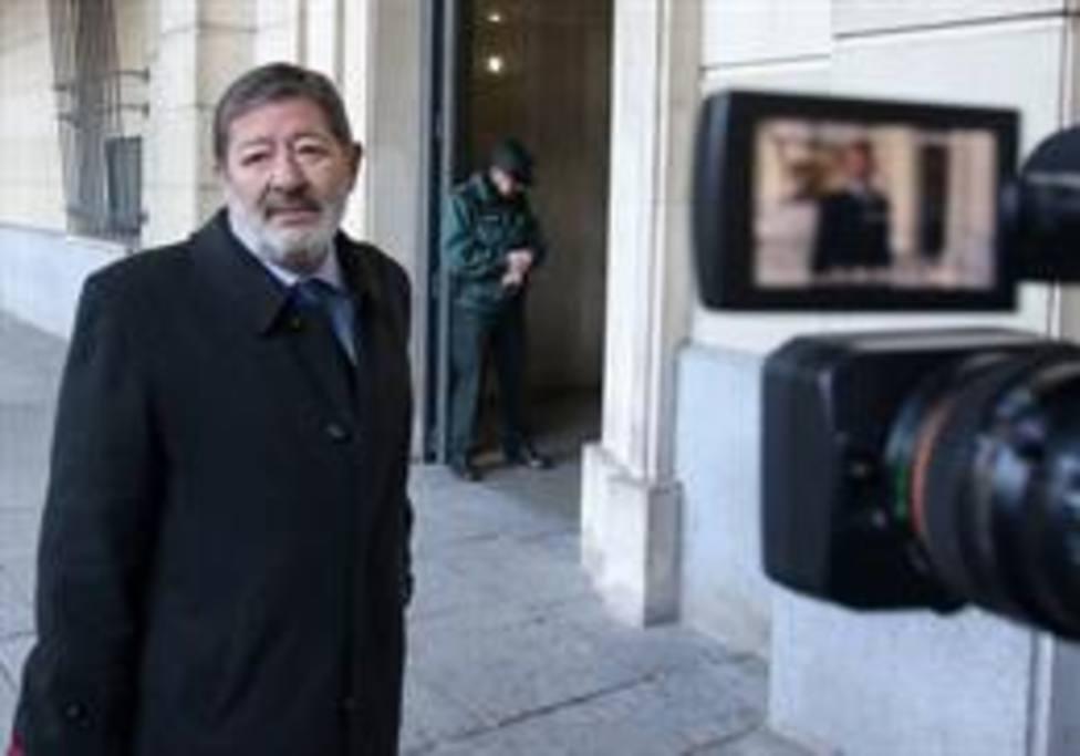 Francisco Javier Guerrero, es director genral de trabajo de la junta con el psoe