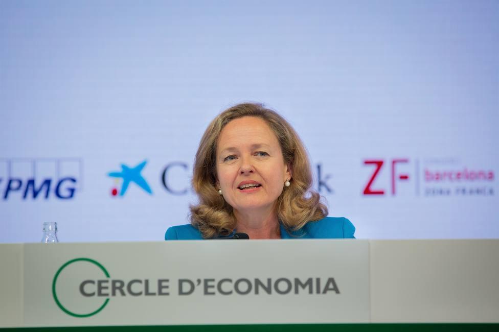 El Gobierno en funciones pretende colocar a Nadia Calviño al frente del FMI