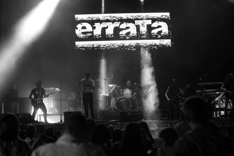 Errata fue uno de los grupos ganadores de MoralRock18